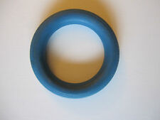 Official On-Ice Ringette Ring! New, Blue Competitive Quality Rubber Pro Specs