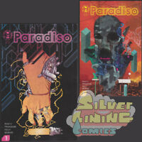PARADISO #1 Set of Two COVER A & B 1ST PRINT IMAGE COMICS