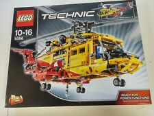LEGO  9396 TECHNIC HELICOPTER NUOVO NEW MISB