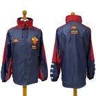ROMA 2002/03 Training Jacket / Windbreaker Coat (M) 2000s Kappa Football Serie A