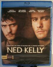 Ned Kelly Blu-ray (Shout Factory) ~ Heath Ledger, Orlando Bloom, Geoffrey Rush