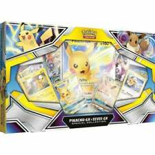 Pikachu-GX & Eevee-GX Special Collection * Sun & Moon * Pokemon *PRE-ORDER*
