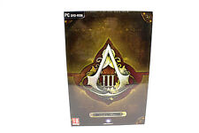 Assassin's Creed III Freedom Edition for PC by Ubisoft, 2012, Sealed