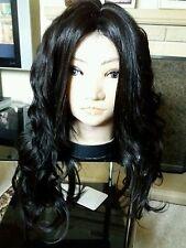 Black Human Hair Wig, Real Hair, Hair Blend,
