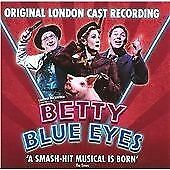 ORIGINAL LONDON CAST - BETTY BLUE EYES New CD