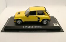 Renault 5 Turbo 1981 Del Prado The Ultimate Car Collection 1/43