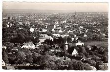 AK Österreich: Grinzing, Blick vom Kahlenberg auf Wien, 1960