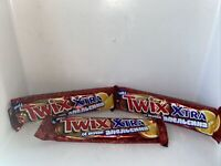 rare & exotic Twix Xtra orange Russia