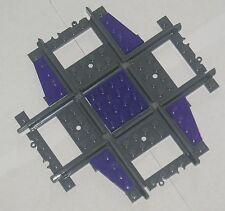 Custom Lego 90 Deg Crossing / Crossover Track (purple) Power Function & RC Train