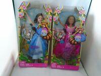 Barbie The Island Princess Lot of 2 NIB