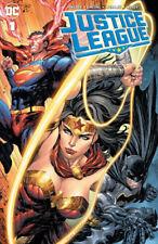 JUSTICE LEAGUE #1 Tyler Kirkham Variant Cover DC Comics 1st Print New Unread NM