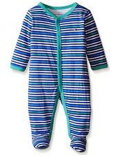 Tommy Hilfiger Baby-boys Stripes Printed Interlock Sleeper 3-6 Month