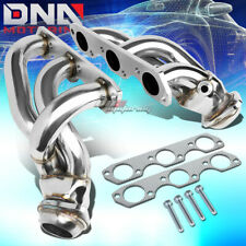 FOR 99-04 FORD MUSTANG 3.8/3.9L V6 T-304 STAINLESS STEEL HEADER/EXHAUST/MANIFOLD