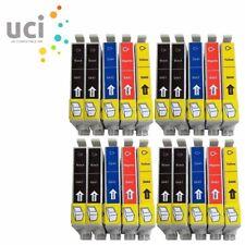 20 Cartucho de tinta para Epson Stylus C64 C66 C84 C84N C84WN C86 CX3600 CX3650