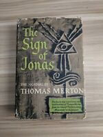 The Sign of Jonas - The Journal of Thomas Merton - 1st Ed. 1953.