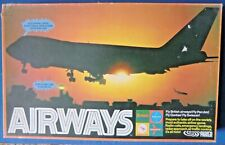 Vintage Retro Airways Board Game by Parker 70s complete