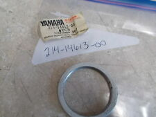 NOS OEM Yamaha Exhaust Pipe Gasket 68-79 DT1 RT1 MX250 TY250 YZ400 214-14613-00