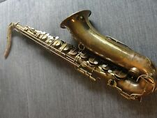 The Martin/ Olds Ambassador Tenor Saxophon