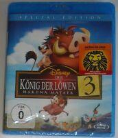 König der Löwen 3  Hakuna Matata  Neu Blu Ray  Disney Special Edition