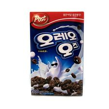 Dongshu Food Post Oreo O's Cereal with Marshmallow Korean Food 500 g Breakfast