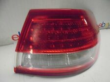 2010-2012 LINCOLN MKZ R-H TAIL LIGHT (LEDS WORK)
