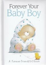 BABY BOY - FOREVER FRIENDS HARDBACK GIFT BOOK