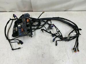 2006 UP Harley Davidson Dyna OEM HD COMPLETE MAIN WIRING HARNESS LOOM FUSE UNCUT