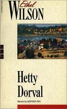 Hetty Dorval (New Canadian Library) by Wilson, Ethel