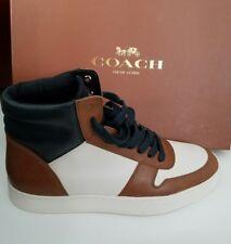 COACH Dewitt Hi Top Mens Size 8D with Box