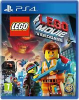 Lego Movie The Videogame Playstation 4 PS4 **FREE UK POSTAGE!!**