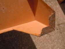 Chevet tôle acier pliée meuble industriel dlg Jean Prouvé