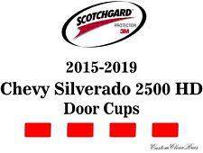 3M Scotchgard Paint Protection Film 2015 2017 2018 2019 Chevy Silverado 2500 HD