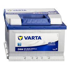 VARTA Blue Dynamic 12V 60Ah Autobatterie D59 ersetzt 50Ah 55Ah 62Ah 63Ah 65Ah