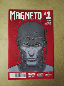 MAGNETO #1 FIRST PRINT MARVEL COMICS (2015) X-MEN