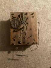 Woodworks Eli Terry Short Drop Movement With Alarm Mechanism Wooden Movement