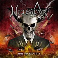 HELSTAR - THIS WICKED NEST  CD NEU