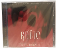 The Relic Limited Edition Expanded Score Soundtrack CD NEW John Debney OOP