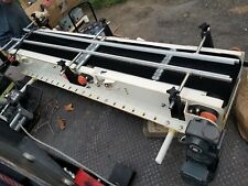 Sew Eurodrivr electric Conveyor 3 phase. Adjustable sides. New old stock