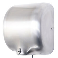 1800 W Automatic Plastic Brushed Hand Dryer