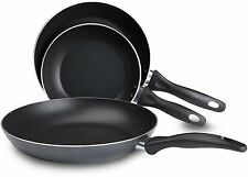 Specialty Nonstick Omelette Pan 8-Inch 9.5-Inch and 11-Inch Dishwasher Safe