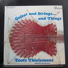Toots Thielemans - Guitar And Strings… And Things LP VG+ RS 918 SD 1st Record