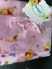Disney Winnie The Pooh Receiving Blankets. Two Pack - Blanket Duo NET*