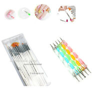 20pcs Nail Art Design Painting Dotting Pen Brushes Tool Set / Nail Kit