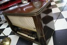 Röhrenradio Radio Graetz Sinfonia 4R/221 Tuberadio 1955/56 überholt / serviced