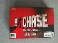 NEW The Chase Card Game Family Game Aged 14+ for 3 Or More Players 80 Cards