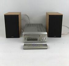 Denon UD-M30 Hi-Fi Stereo Audio Shelf System Amplifier CD Player Radio Tuner