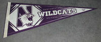 Vintage Northwestern University Wildcats Wincraft NCAA Full Size Pennant Flag