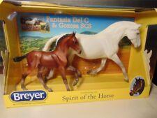 Breyer Horse 2017 Fantasia Del C & Gozosa Andalusian Mare & Foal - #1777 In Stoc
