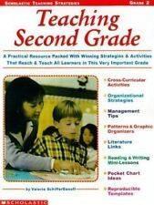 Teaching Second Grade by Valerie Schifferdanoff (2000, Paperback, Teacher's Edit