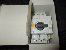 New Moeller Motor-Protective Circuit-Breaker Pkzm0-1 With Nhi11 Contact, Nib